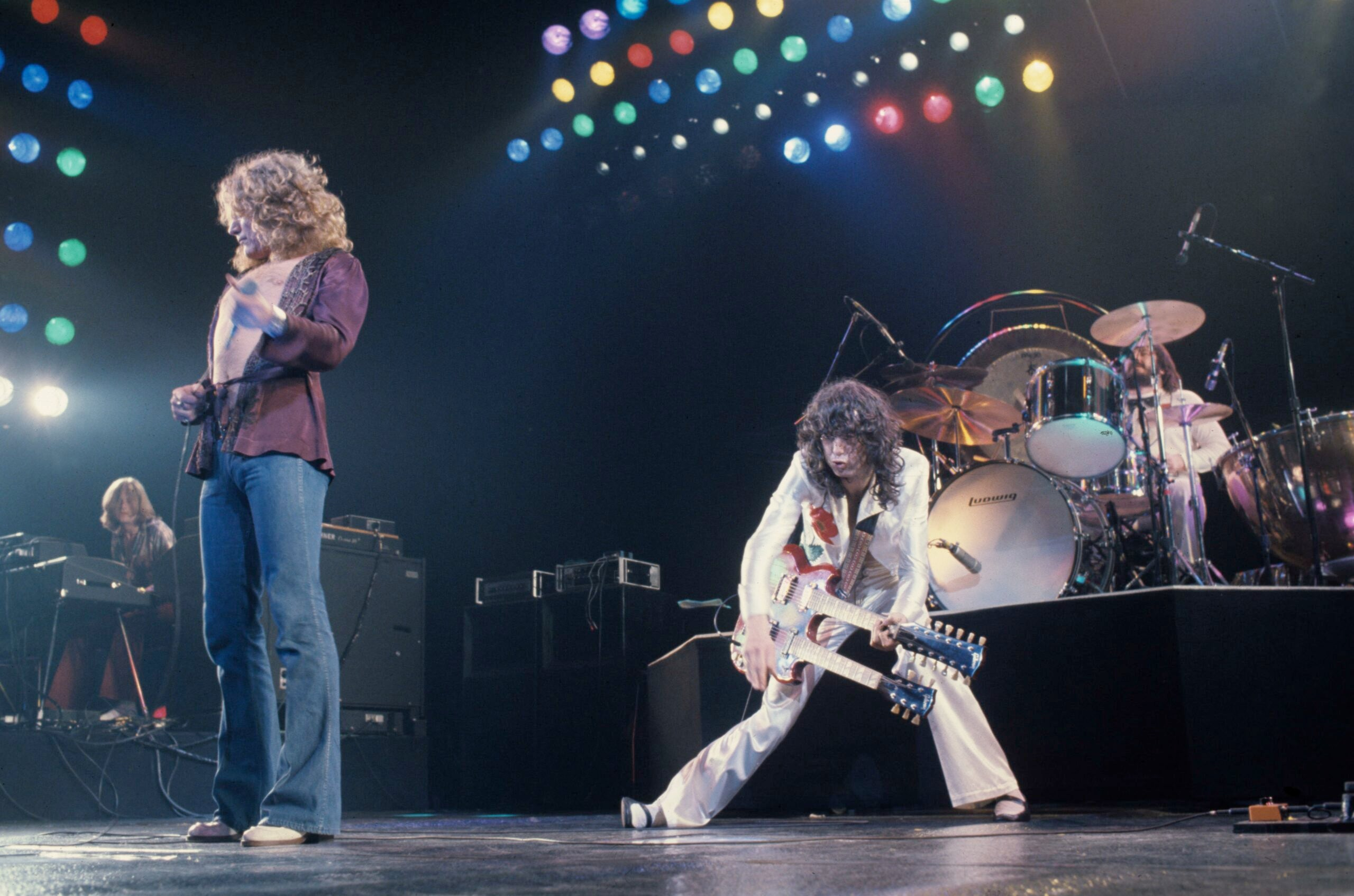 Sultans of Swagger: Neal Preston's Led Zeppelin Photos