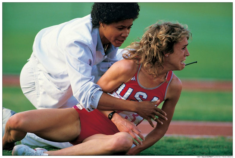 Masters of Olympic Photography: David Burnett