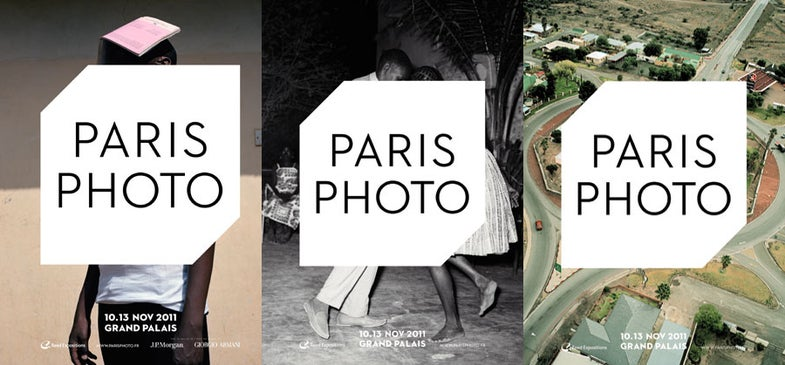 This Weekend: Reporting From Paris Photo