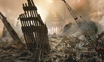 """9.11.01: The Photographers' Stories, Pt. 4—""""Whatever It Takes"""""""