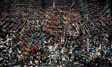The Influencers: Andreas Gursky