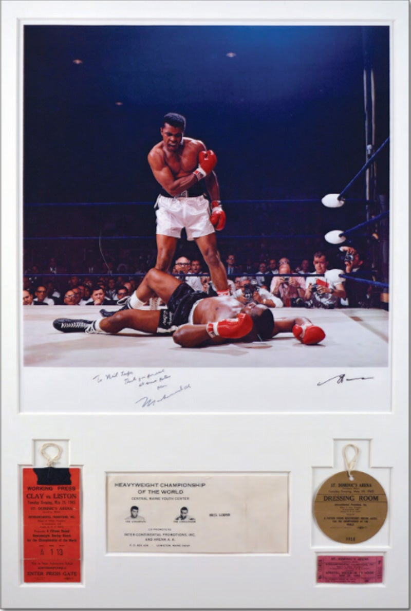 Neil Leifer's Photography Collection Going Up For Auction, Including Some Truly Iconic Images
