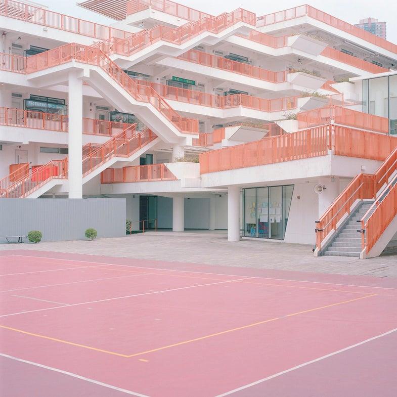 Books: Ward Roberts's Beautiful, Empty Courts