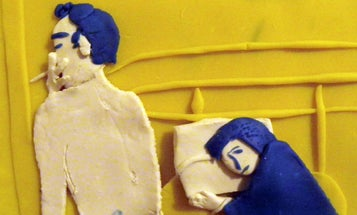 Your Favorite Photo, Now Available in Play-Doh Form