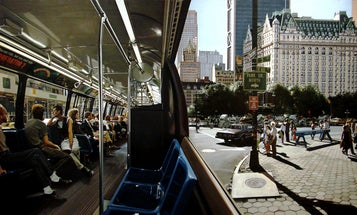 You'll Never Believe These Photographs of New York Are Actually Paintings