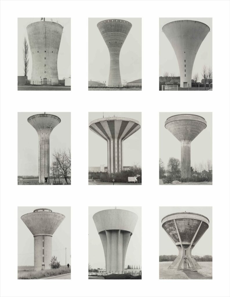 """Water Towers,"" 1972–2009"