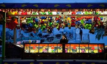 Parting Shot: A Roller Coaster Life