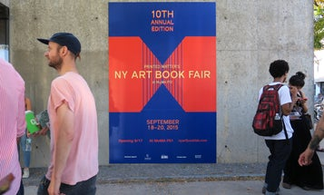 The Five Best Photo Book Tables From the 2015 New York Art Book Fair