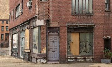 Marc Yankus' Otherworldly Cityscapes