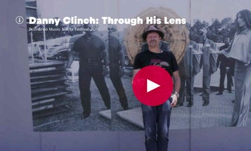 Photographer Danny Clinch Talks Shooting the Biggest Names in Music at Bonnaroo