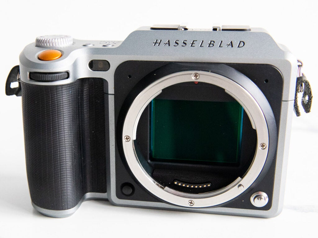 Hasselblad X1D camera body only