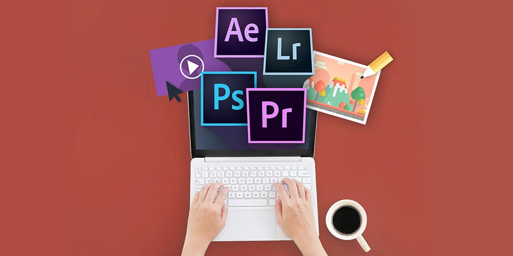 Master popular Adobe creative apps with this 11-course bundle