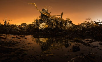Behind the Lens: Lucas Jackson on His Long Exposures of the Oklahoma Tornado Aftermath