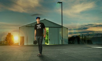 Dan Bannister's Light Test Portraits of Photo Assistants