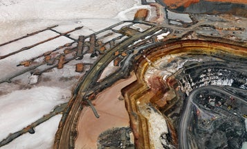 Topographics Anew: Picturing the Incredible Human Impact on the Landscape