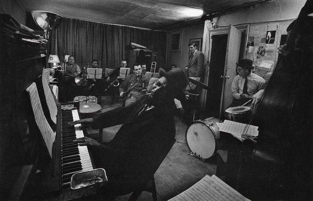A Hidden New York City Jazz Scene, Through the Eyes of a Master