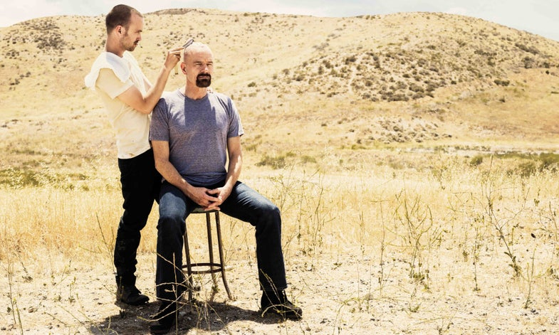Peter Yang on Shooting Breaking Bad Stars for Rolling Stone