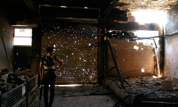 Photo of the Day: Quiet Reflection in Syria
