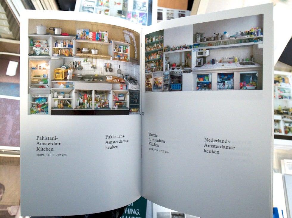 Indie Photo Books Ad Infinitum at Offprint Paris