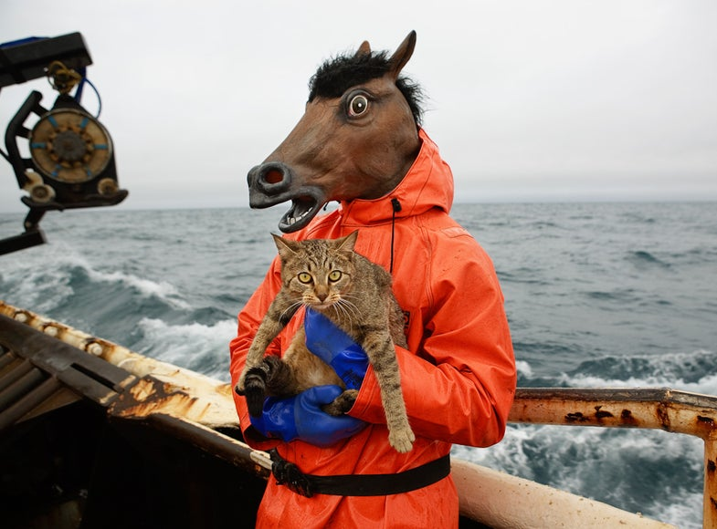 """Books of the Year: Corey Arnold's """"Fish-Work: The Bering Sea"""""""
