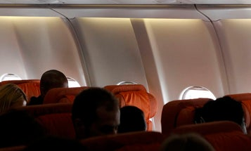 The Story of the Most Photographed Empty Airplane Seat In The World