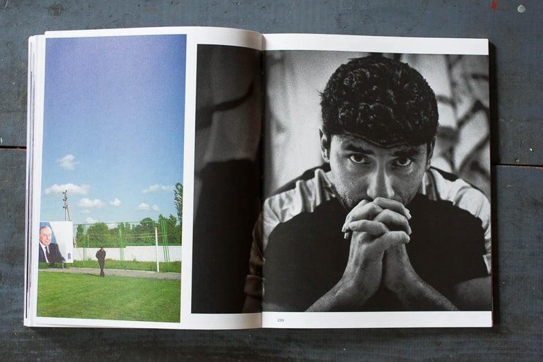 Books: A War-Torn Region's Story Told Through Soccer
