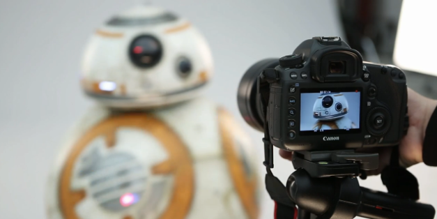 Behind the Scenes: Marco Grob Discusses Photographing TIME's Star Wars Cover