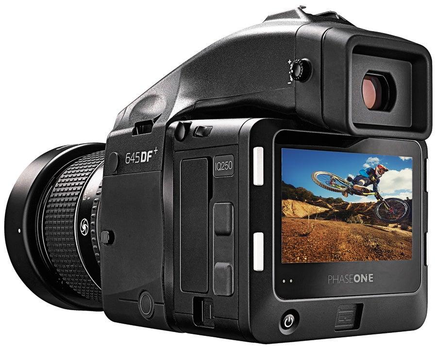 New Medium-Format Digital Cameras