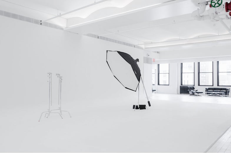 VSCO Is Opening A Free Photo Studio In NYC For Non-Commercial Projects