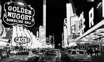 The Hidden De Facto Photo Gallery Scene of Las Vegas