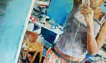 Turning Photos Into Paintings, By Way of the Web