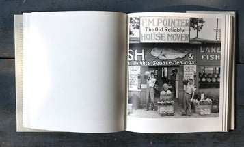 Books: Walker Evans's American Photographs, Finally Back In Print