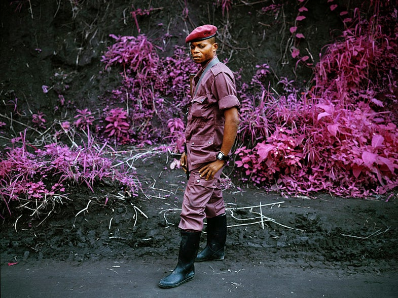 Richard Mosse's Hypercolor Congo, Now in a Short Film