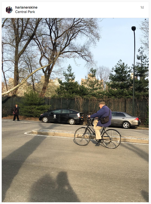 Photographers Pay Tribute to Bill Cunningham on Instagram