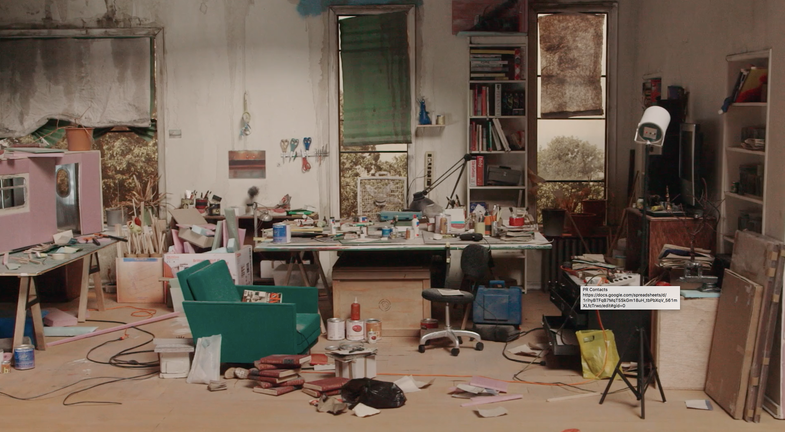 A Behind the Scenes Glimpse into the Studio of Lori Nix and Kathleen Gerber