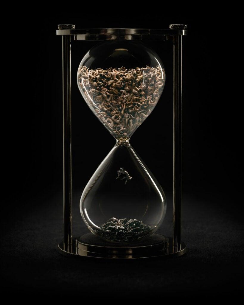 """""""""""Hourglass,"""""""