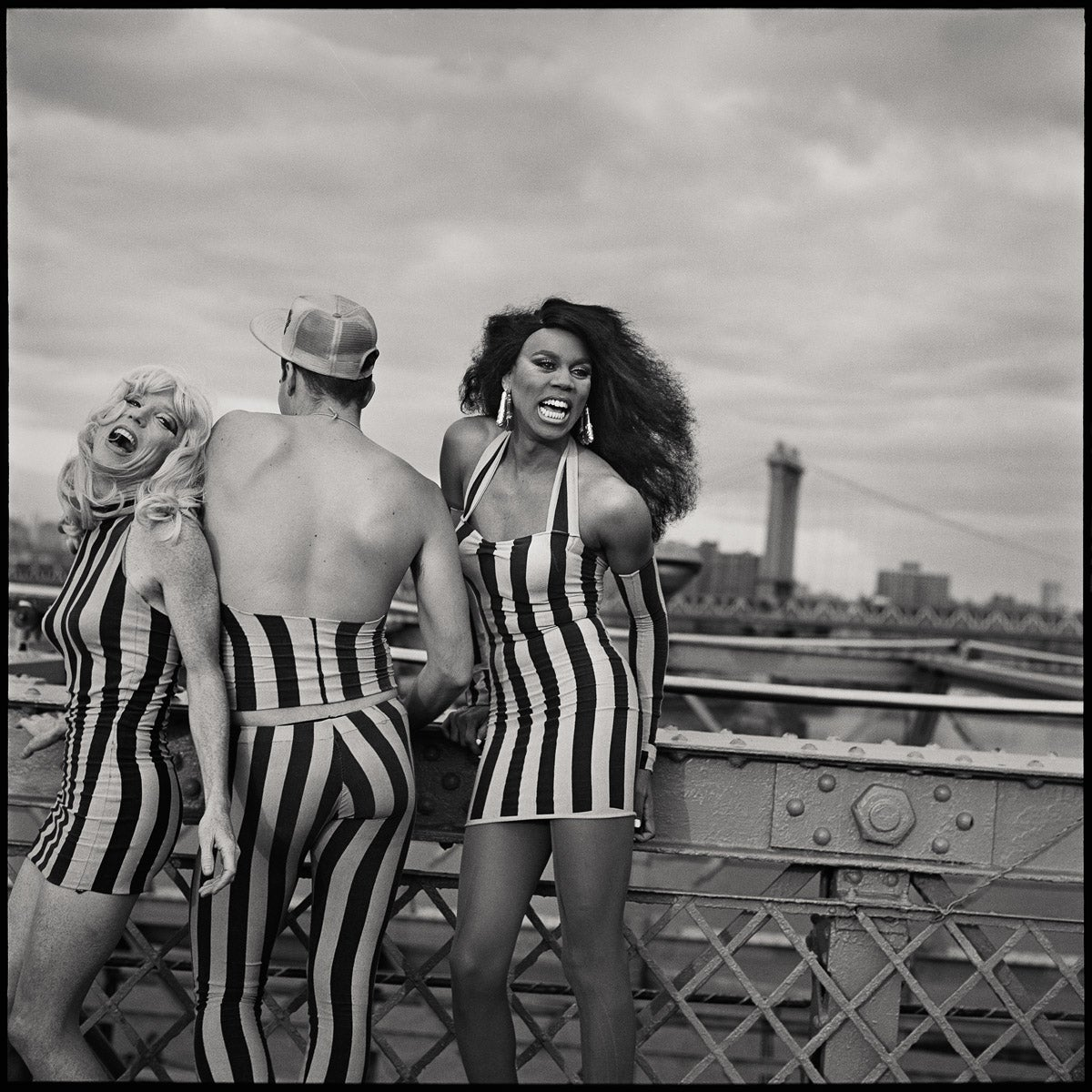 Dan Winters' Artistic Proving Ground: The Streets of New York