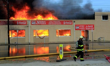 Behind the Lens: Andrew Mills on Photographing the Seaside Boardwalk Inferno