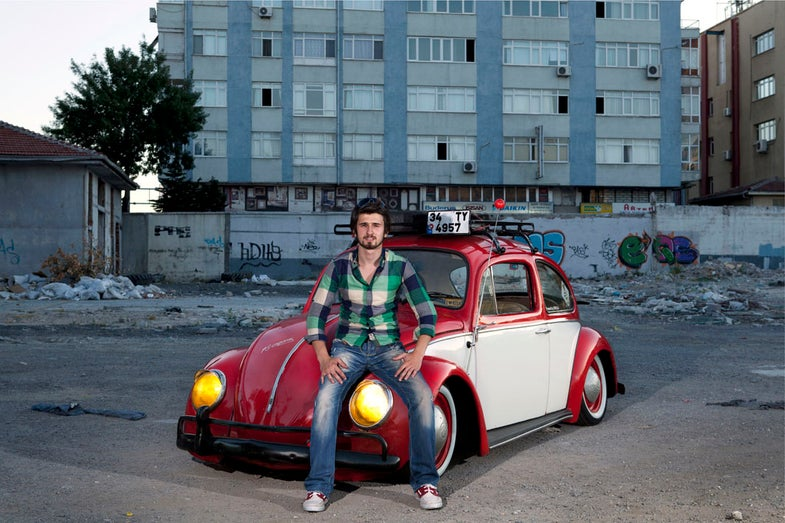 Turkish Sports Cars, and the Men Who Customize Them