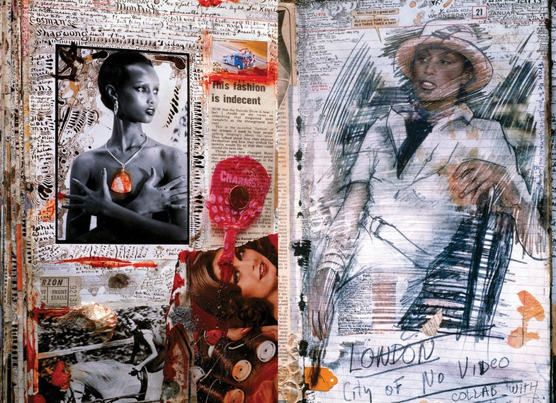 New Books: Peter Beard's Collages, Builder Levy's Appalachia and Nan Goldin's Children