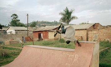 Shredding Uganda