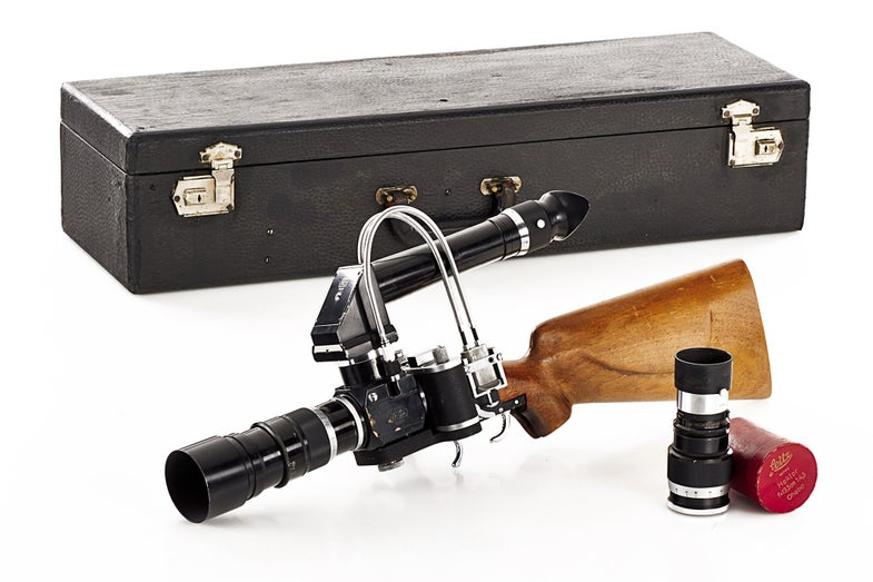 On the Auction Block: 10 of the Most Unusual Cameras Ever Made