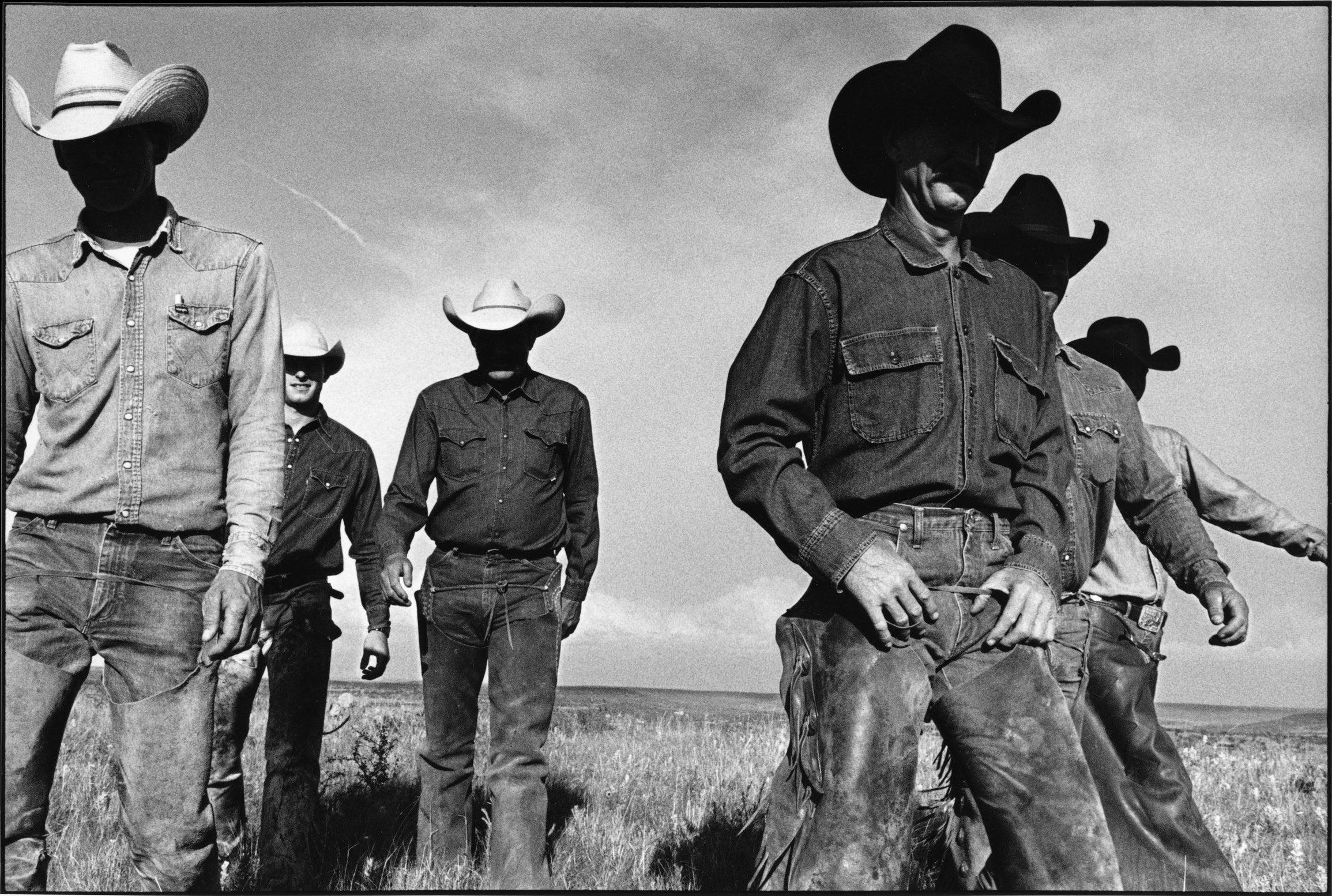 Interview: Laura Wilson on the Wild West