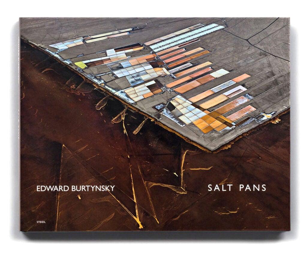 Salt Pans - Little Rann of Kutch, Giujarat, India by Edward Burtynsky