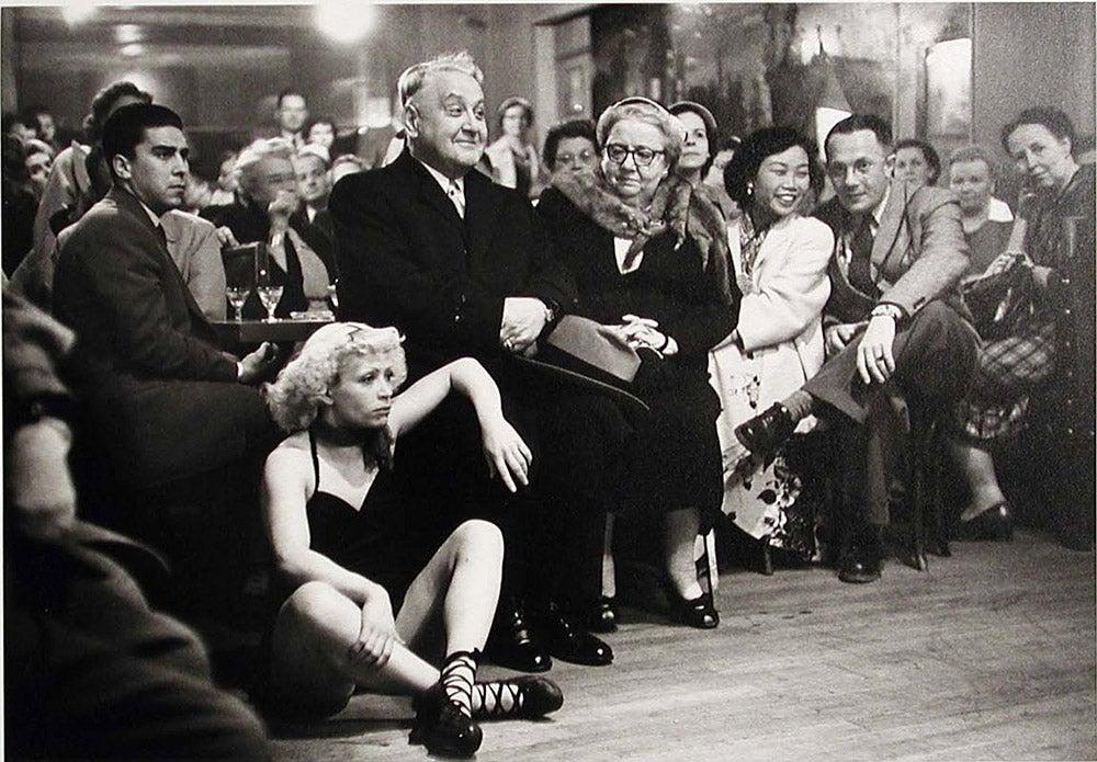Robert Doisneau's Love Affair with the Streets