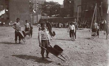 New Exhibit Reveals an Unexpected Side of Jacob A. Riis