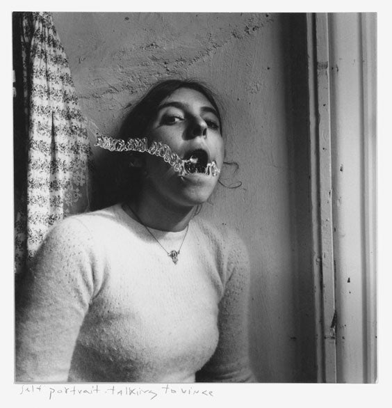 On the Wall: Francesca Woodman at The Guggenheim