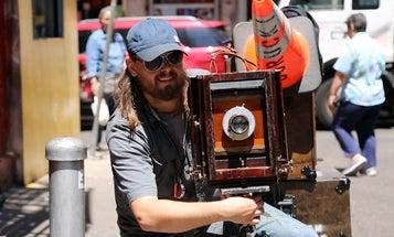 Video: Justin Borucki's Wet Plate Street Photography