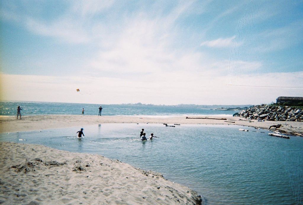 Behind the Notes: Sunanda Carmela's Kids at the Beach
