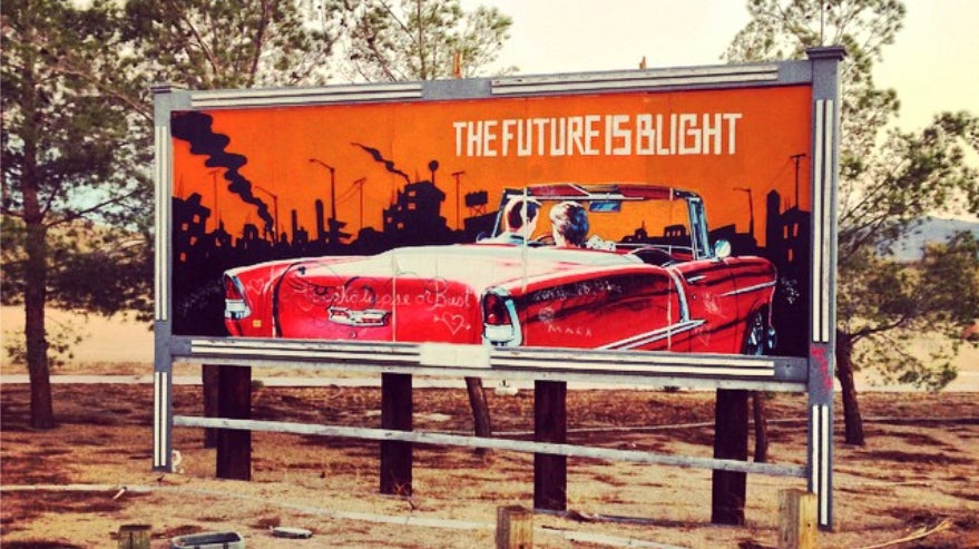 Tod Seelie Takes Over Our Instagram Feed On His Route 66 Road Trip